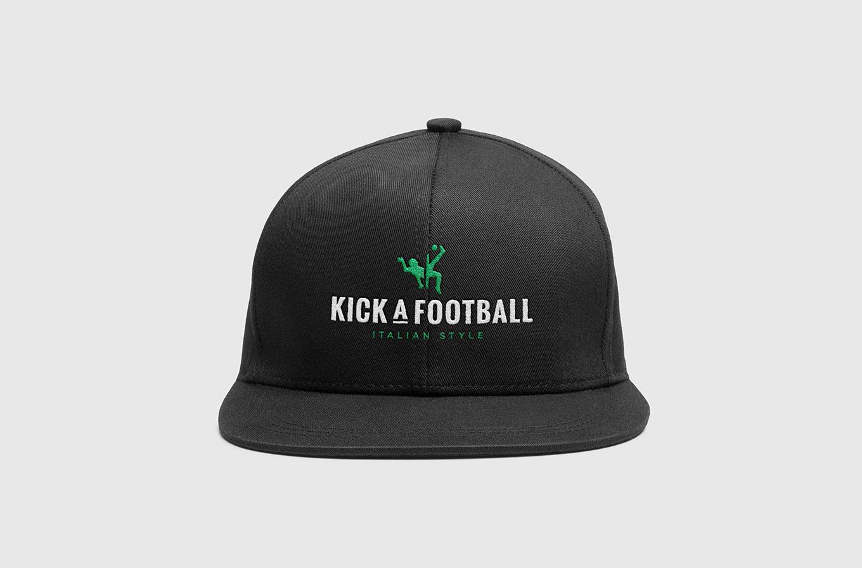 Kick A Football